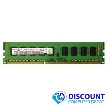 4GB 2Rx8 PC3-12800E Samsung M391B5273DH0-CK0 Server Memory RAM ECC Unbuffered