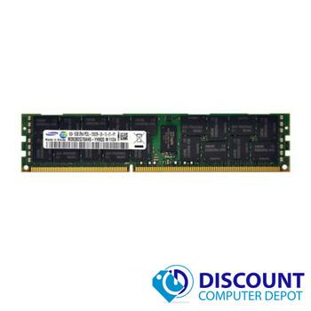 16GB 2Rx4 PC3L-10600R Samsung M393B2G70AH0-YH9Q5 Server Memory RAM ECC Reg