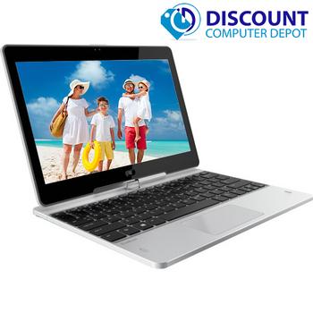 "HP Laptop EliteBook 810 Revolve G1 11.6"" Computer i5 8GB 120GB SSD Webcam Windows 10 with WIFI"