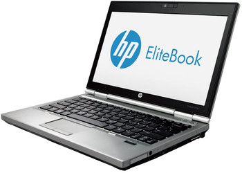 "HP EliteBook 2570p Laptop Computer PC 12.5"" i5 4GB 500GB Windows 10 for School"
