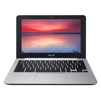 """Asus Chromebook C200MA-DS01 Laptop Computer Chrome OS 11.6"""" 2GB 16GB SSD 2.16GHz for School Webcam"""