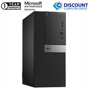 Dell Optiplex 7050   Intel i7   8GB RAM   512GB SSD   Windows 10 Pro