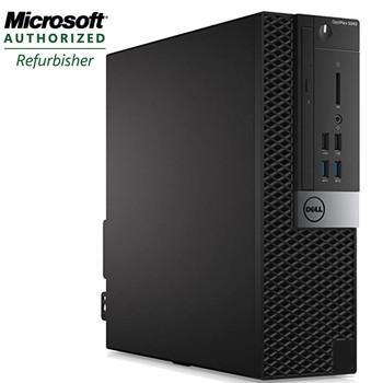 Dell Optiplex 5040 SFF Computer Core i3 8GB 128GB SSD DVD Windows 10 Pro