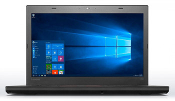 "Lenovo Thinkpad T460 14"" Intel Core i5 6th Gen Dual-Core 2.40 GHz 8GB RAM 256GB SSD Windows 10 Home Webcam Bluetooth"