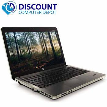 "HP Probook 4730s i5 Windows 10 Pro 17.3"" Laptop Computer 8GB RAM 500GB HD DVDRW and WIFI"
