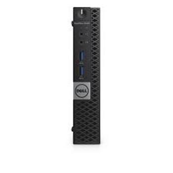 Fast And Dependable Dell Optiplex 3046 Micro Desktop | Sixth Gen i3 | 8GB RAM | 500GB HDD | HDMI | Windows 10 Pro