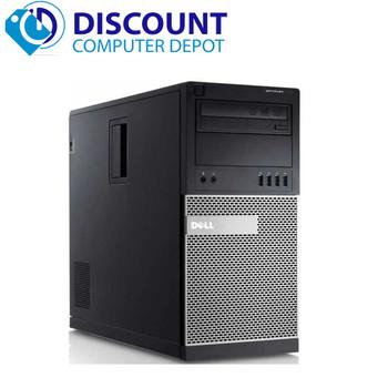 """Dell Optiplex 3020 Tower w/19""""LCD Intel Core i5 3.3GHz 4GB 250GB Win10 Home WiFi"""
