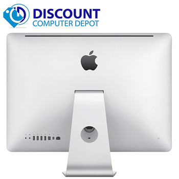 """Apple iMac 21.5"""" All-in-One Desktop Computer i5-2500s 2.7GHz 8GB Ram 1TB Mac OS High Sierra MC812LL/A"""