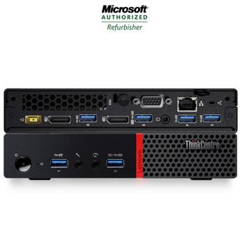 Lenovo ThinkCentre M700 Tiny Desktop PC i3 3.2GHz 8GB 256GB SSD Windows 10 Pro