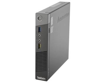 Lenovo ThinkCentre M92P Micro Desktop | Intel i5 (3rd Gen) | 8GB RAM | 500GB HDD | Windows 10 Pro | WIFI | Power Adapter