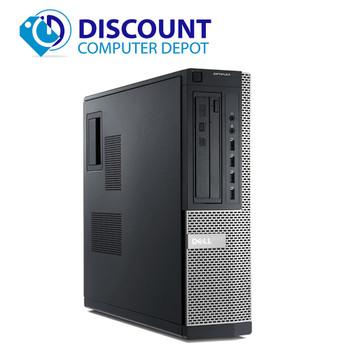 Dell Optiplex 980 Windows 10 Pro Desktop Computer PC Intel i5 3.2GHz 8GB 500GB