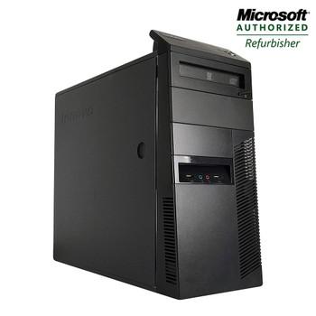 Lenovo ThinkCentre M92p Tower PC Computer Intel Core i5 3rd Gen 3470 (3.60 GHz) 8GB NEW 512GB SSD  DVD WiFi + Bluetooth Windows 10 Professional 64 bit