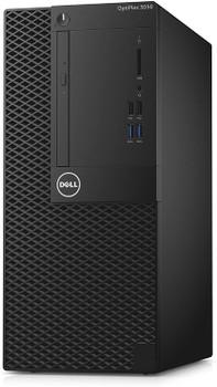Dell Optiplex 3050 PC Desktop Computer Intel Core i5-7500 X4 3.4GHz 8GB 256GB SSD Windows 10 Pro