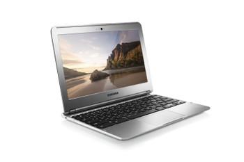 "Samsung Chromebook 3 11.6"" Laptop Intel Dual-Core Chrome OS 2GB Ram 16GB SSD WiFi Webcam HDMI - Grade B"