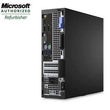 """Dell 7050 i7 8GB 512GB SSD Windows 10 22"""" LCD DVD"""