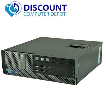 Dell OptiPlex 7010 | Intel Core i5 Processor | 16GB RAM | 1TB HDD | WIFI | Windows 10 Professional with Nvidia GT 1030