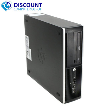 HP EliteDesk 8300 Desktop Computer Intel Core i5 8GB RAM 512 SSD Keyboard and Mouse WIFI Windows 10 Professional