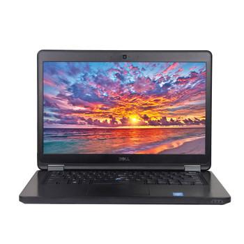 """Dell Latitude Laptop Computer E5550 15.6"""" Core i3 2.1GHz 5th Gen 4GB Ram 500GB Wifi Windows 10 Home PC Front Center"""