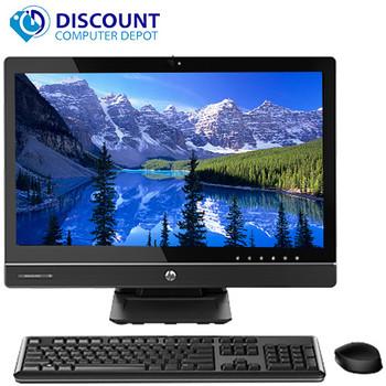 "HP EliteOne 800 G1 23"" All-in-One Desktop Quad Core i5 4th Gen 2.9GHz 8GB Ram 128GB SSD Windows 10 Pro"