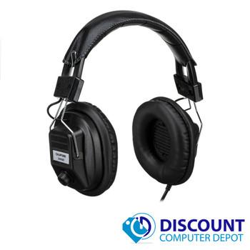 Califone 3068AV Switchable Stereo/Mono Headphones 3.5mm Stereo Plug