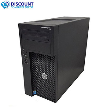 Dell T1700 Workstation 32GB RAM 80GB HDD Windows 10 Home with Bluetooth and WIFI