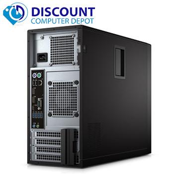 Dell Precision 3620 Computer Core i7 3.4GHz 32GB 1TB 256GB SSD Windows 10 Pro