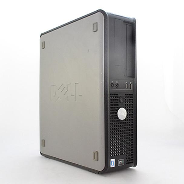 FAST Dell Optiplex Windows 10 Desktop PC Computer DC 4GB Ram DVD