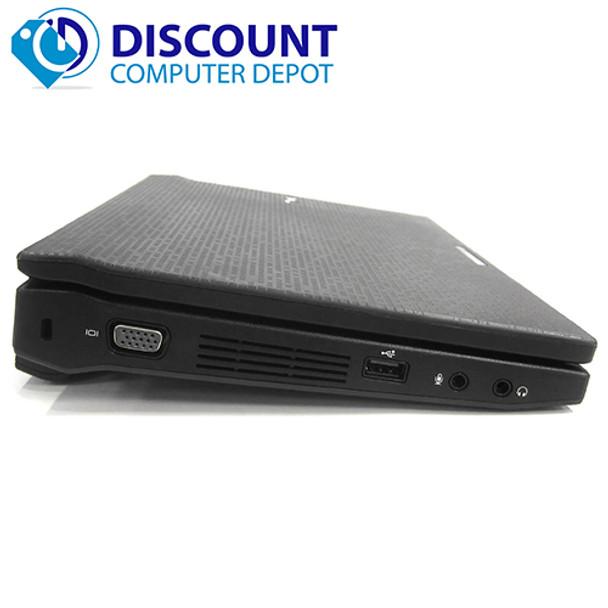 "Fast Dell Latitude 10.1"" Netbook Laptop PC Intel 1.6GHz Windows 10"
