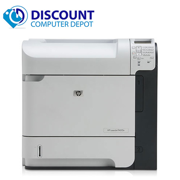 HP LaserJet 4015n Monochrome Laser Printer
