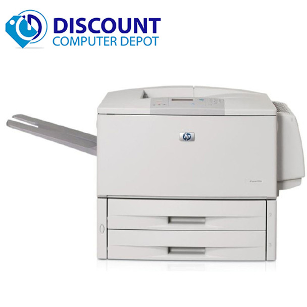 HP LaserJet 9050 dn Monochrome Laser Printer