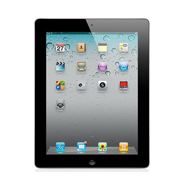 """Clearance! Apple Ipad 2 (2nd Generation) 9.7"""" Screen 16GB Wifi  Black with Charger"""