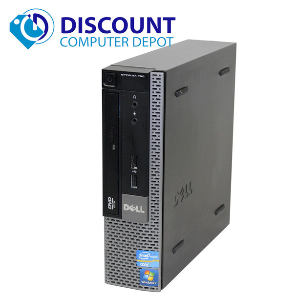 Dell Optiplex 7010 Small Thin Desktop Computer PC i5 2.9GHz 250GB Windows 10 Pro