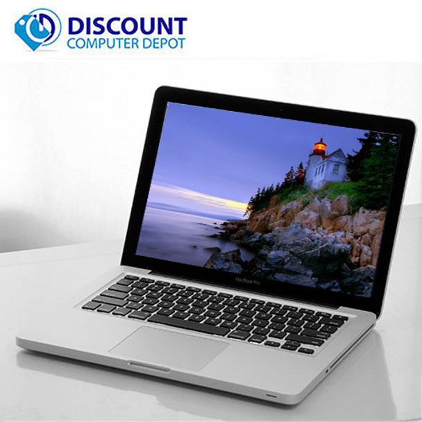 """Apple MacBook Pro 13"""" MD101LL/A Core i5-3210M 4GB 500GB Mac OS 3 Year Warranty!"""