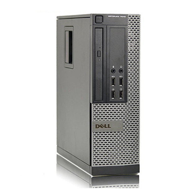 Fast Dell Optiplex 7020 Desktop PC Computer i5-3470 3.2GHz 8GB RAM 500GB HD Windows 10 Pro