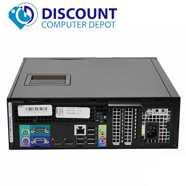 Fast Dell Optiplex 7020 Desktop PC Computer i3-3220 3 2GHz 8GB RAM 500GB HD  Windows 10 Pro Dual 22
