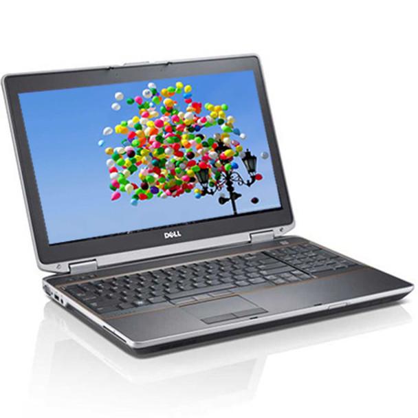 """Dell Latitude E6520 15.6"""" Laptop PC Intel i5 2.5GHz 4GB 320GB Windows 10 Home"""