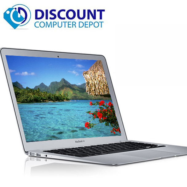 """Clearance! Apple MacBook Air 11.6"""" 2015 Core i5 4GB 128GB 90 Day Warranty Fair Condition"""