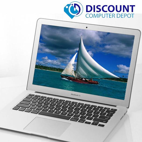 "Clearance! Apple MacBook Air 13.3"" Intel Core i5 4GB 128GB (MD760LL/B - 2014) 90 Day Warranty!"