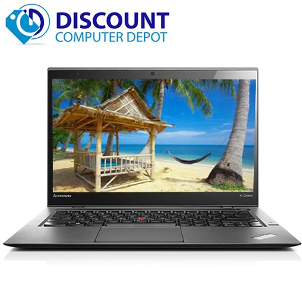 Lenovo ThinkPad X1 Carbon Laptop Intel i7-4600U 2 1GHz 8GB