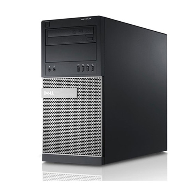 Fast Dell Optiplex 390 Windows 10 pro Tower Computer Core i5 3.1GHz 4GB 500GB