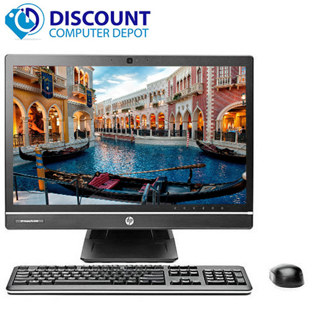 HP Pro 6300 All in One i5-3470s Desktop Computer 2 9GHz 8GB 256GB Windows  10 Pro 22