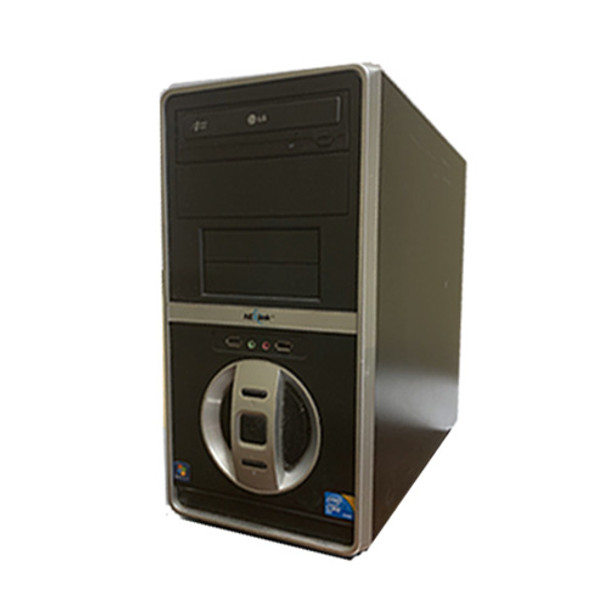 Budget Nexlink Desktop Computer Tower Intel Core 2 Duo 2.13GHz DVD Windows 10