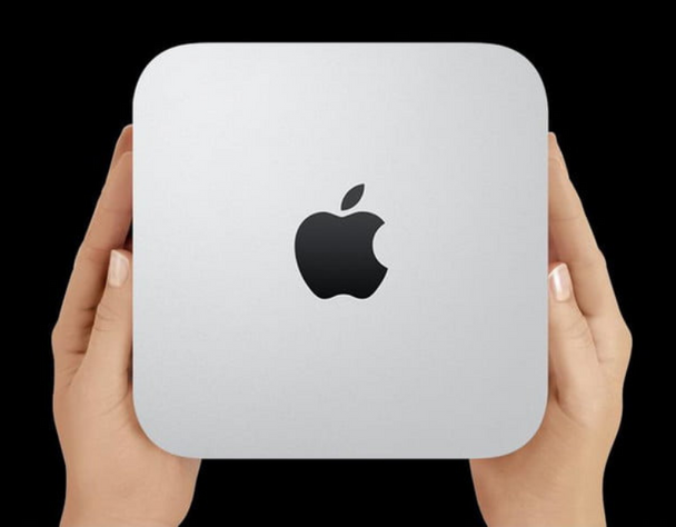 Apple Mac Mini Desktop Computer Core i5 (3rd gen) 8GB RAM 500GB HDMI with Mac OS High Sierra  (can be connected to your HD TV )
