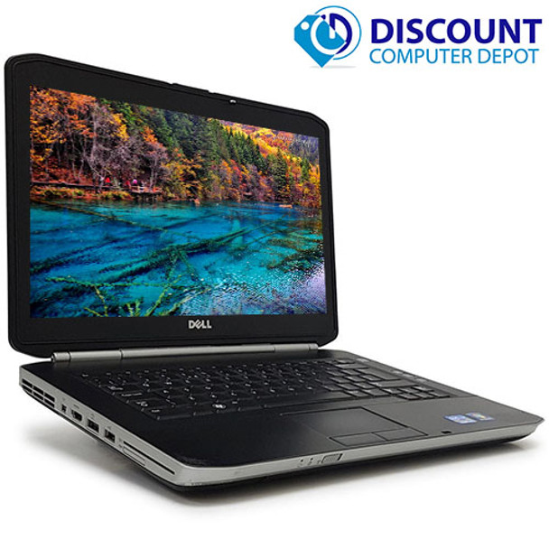 "Dell Latitude E5420 14"" Laptop Computer Core i5 4GB 128GB SSD Windows 10 Home"
