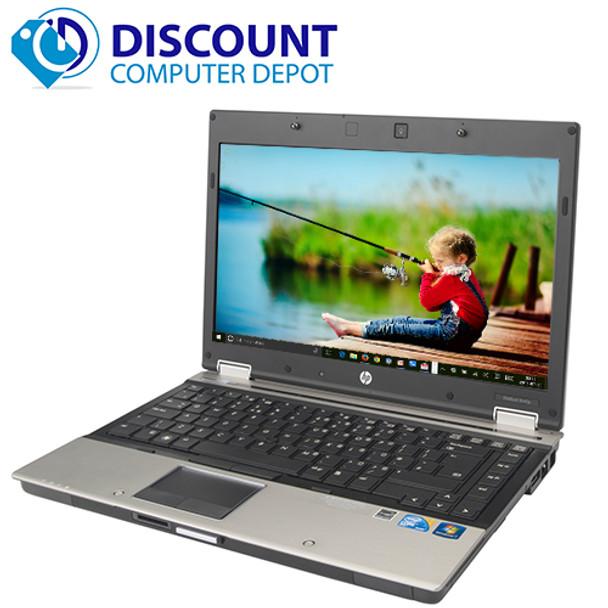 Customize Your Own HP Elitebook 8440p Intel Core i5 2.40GHz Windows 10 Laptop Notebook Computer PC Webcam