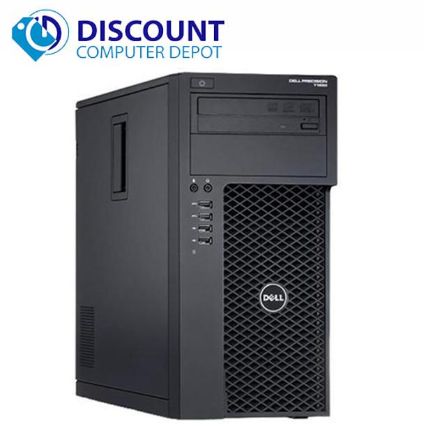 Dell Precision T1650 Computer i7 16GB 1TB Windows 10 Pro Nvidia Geforce 970