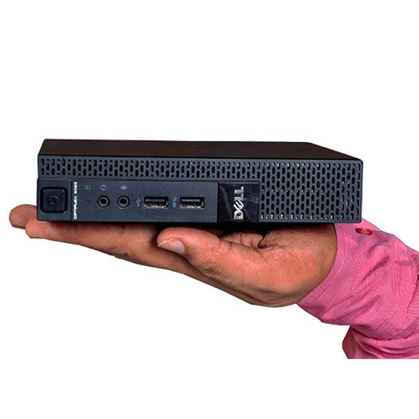 Dell Optiplex 3020 Micro Desktop Computer Windows 10 Intel i3 4th Gen 8GB 128GB SSD
