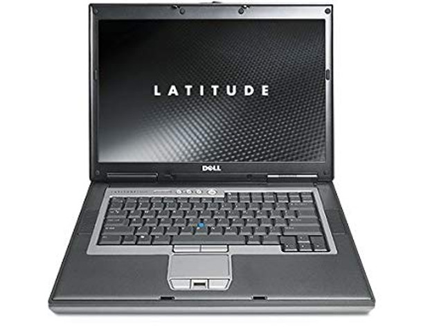 "Dependable Dell Laptop | Latitude D830 15.4"" Screen | 4GB RAM | 160GB HDD | Windows 10 | DVD | WIFI"