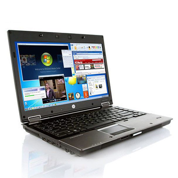 "HP Elitebook 8440p 14"" Laptop Computer Intel Core i5-520M 2.4GHz 4GB 250GB Windows 10 Home WiFi"