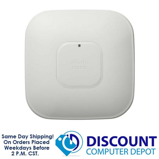 Cisco Aironet 3502I Wireless Access Point AP IEEE 802.11n AIR-CAP3502I-A-K9